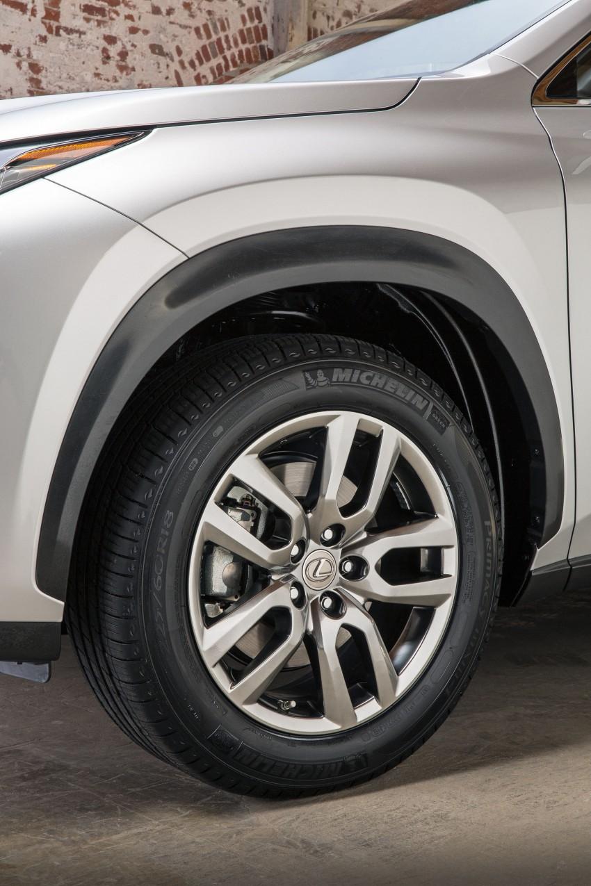 Lexus NX – full details revealed at Auto China 2014 Image #243224