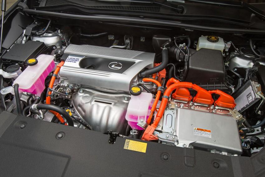 Lexus NX – full details revealed at Auto China 2014 Image #243221