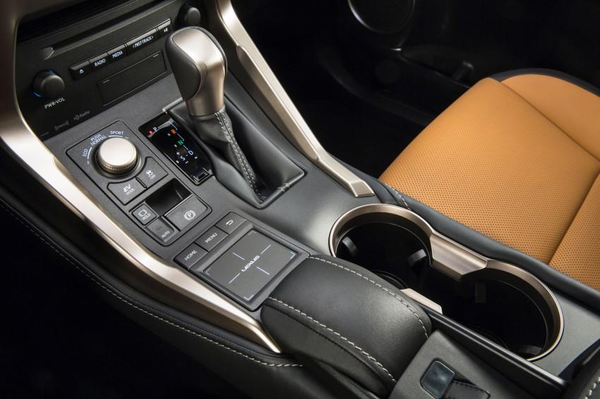 Lexus NX – full details revealed at Auto China 2014 Image #243216