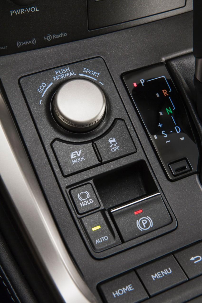 Lexus NX – full details revealed at Auto China 2014 Image #243214