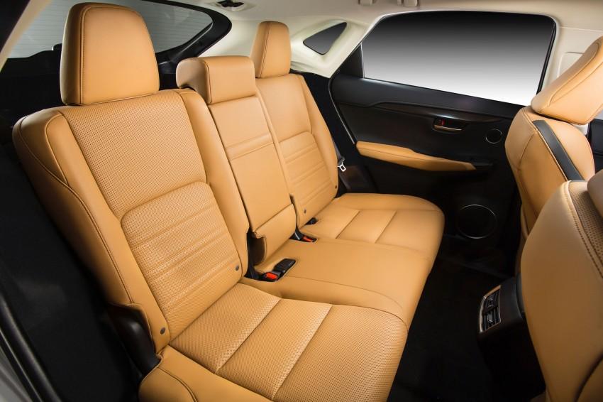 Lexus NX – full details revealed at Auto China 2014 Image #243210