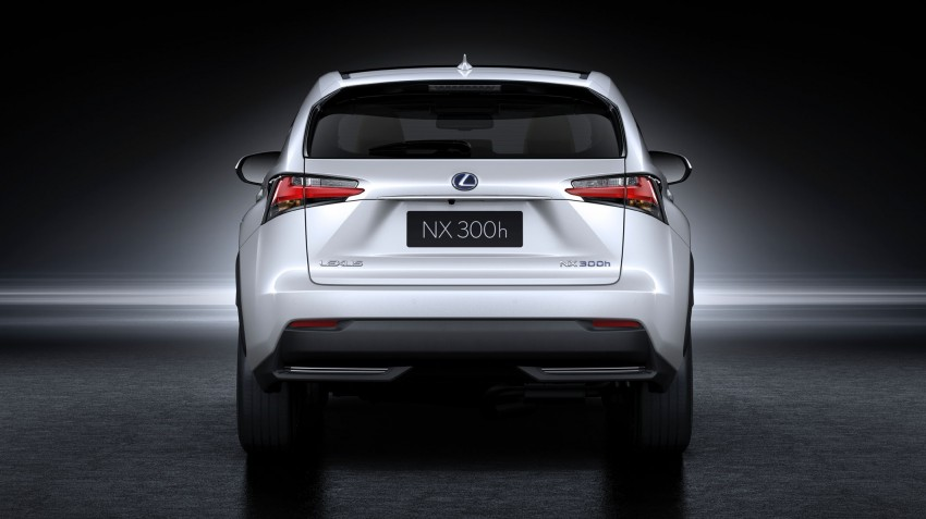 Lexus NX – full details revealed at Auto China 2014 Image #243205