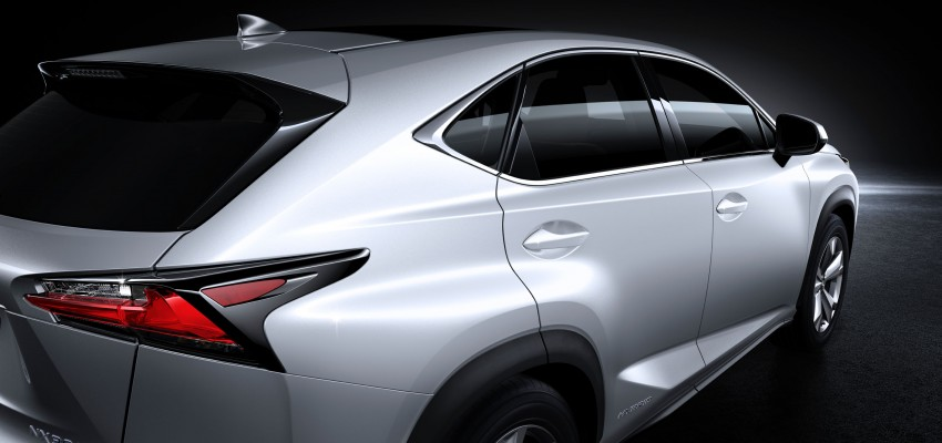 Lexus NX – full details revealed at Auto China 2014 Image #243203