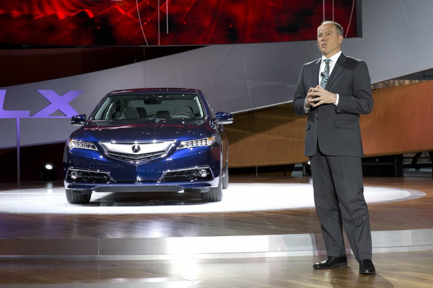 2015 Acura TLX taking the fight to Infiniti and Lexus – offers world's first DCT with torque converter Image #242211