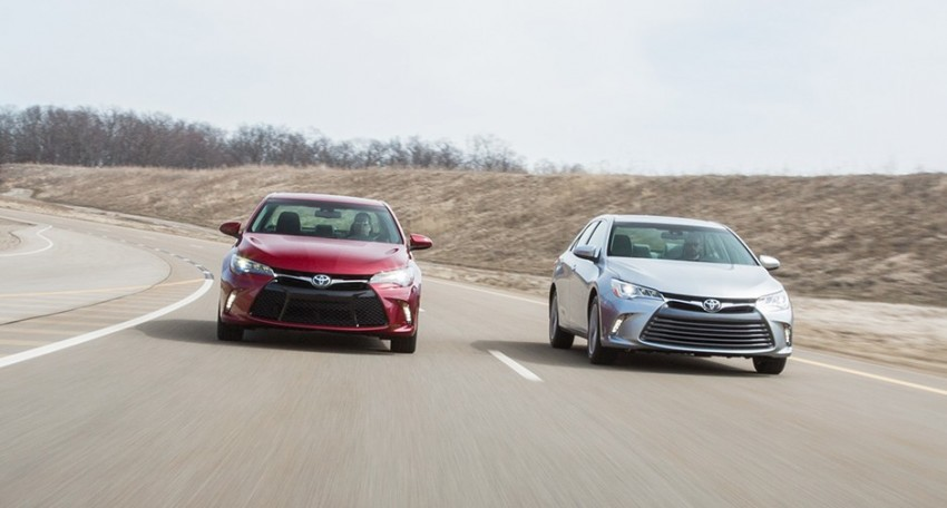 2015 Toyota Camry – major facelift unveiled in NYC Image #241678