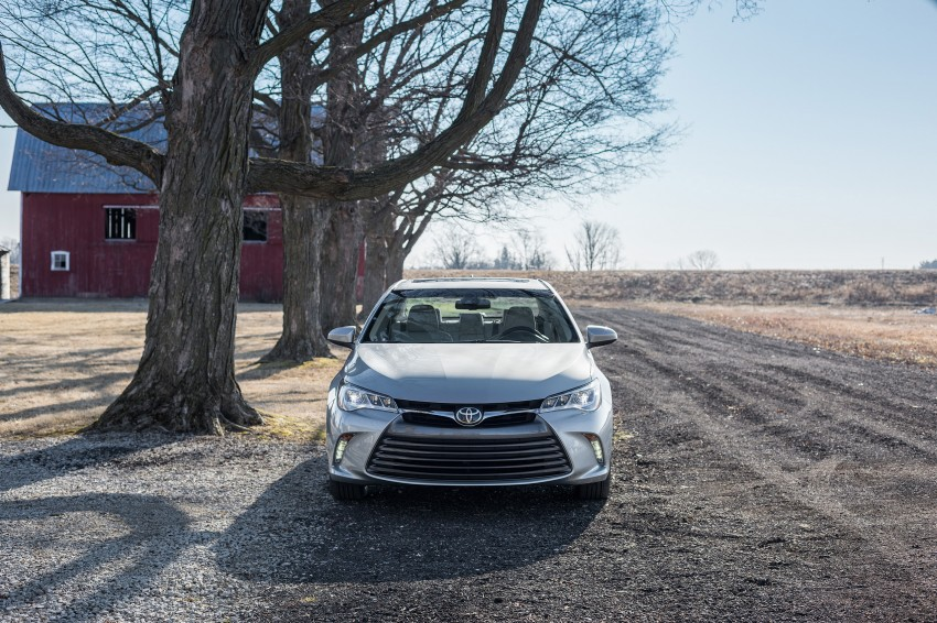 2015 Toyota Camry – major facelift unveiled in NYC Image #241681