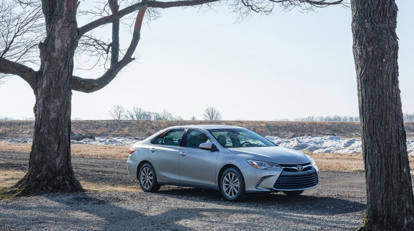 2015 Toyota Camry – major facelift unveiled in NYC Image #241682