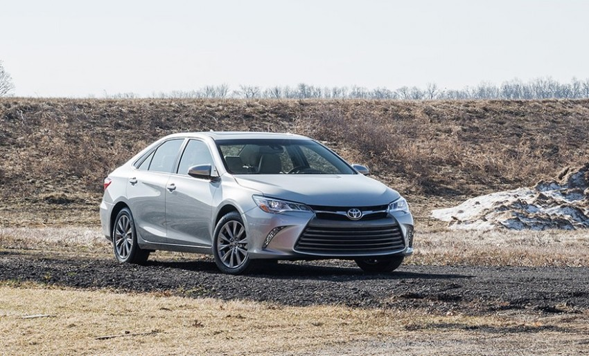 2015 Toyota Camry – major facelift unveiled in NYC Image #241683
