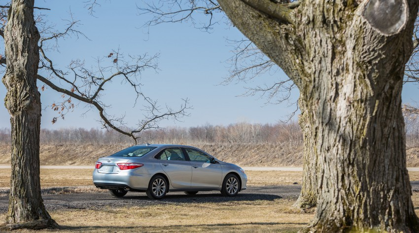 2015 Toyota Camry – major facelift unveiled in NYC Image #241685