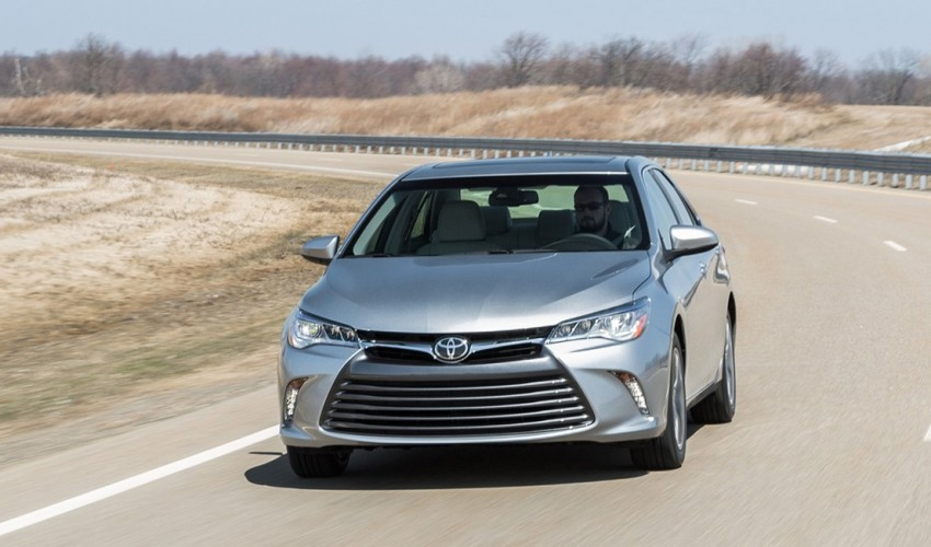 2015 Toyota Camry – major facelift unveiled in NYC Image #241686