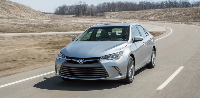 2015 Toyota Camry – major facelift unveiled in NYC Image #241687