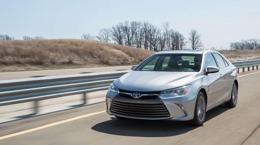 2015 Toyota Camry – major facelift unveiled in NYC Image #241688