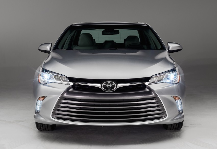 2015 Toyota Camry – major facelift unveiled in NYC Image #241689