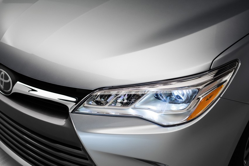 2015 Toyota Camry – major facelift unveiled in NYC Image #241693