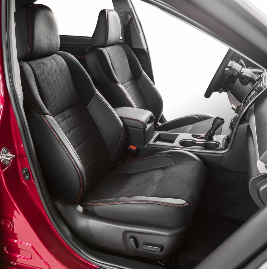 2015 Toyota Camry – major facelift unveiled in NYC Image #241736