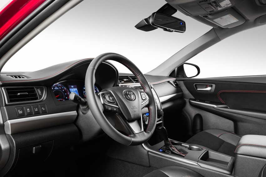 2015 Toyota Camry – major facelift unveiled in NYC Image #241737