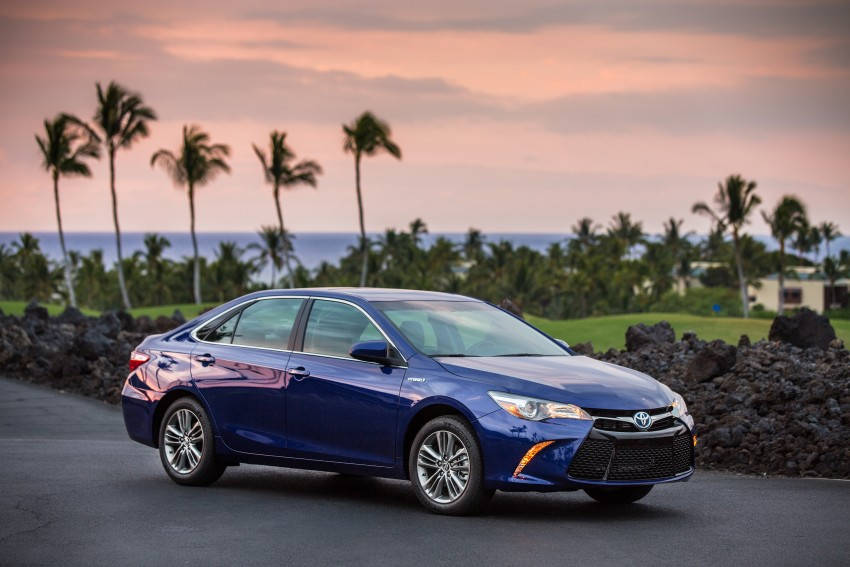 2015 Toyota Camry – major facelift unveiled in NYC Image #333926