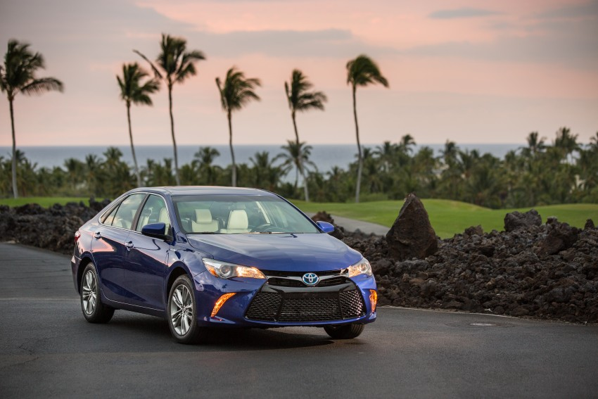 2015 Toyota Camry – major facelift unveiled in NYC Image #333925