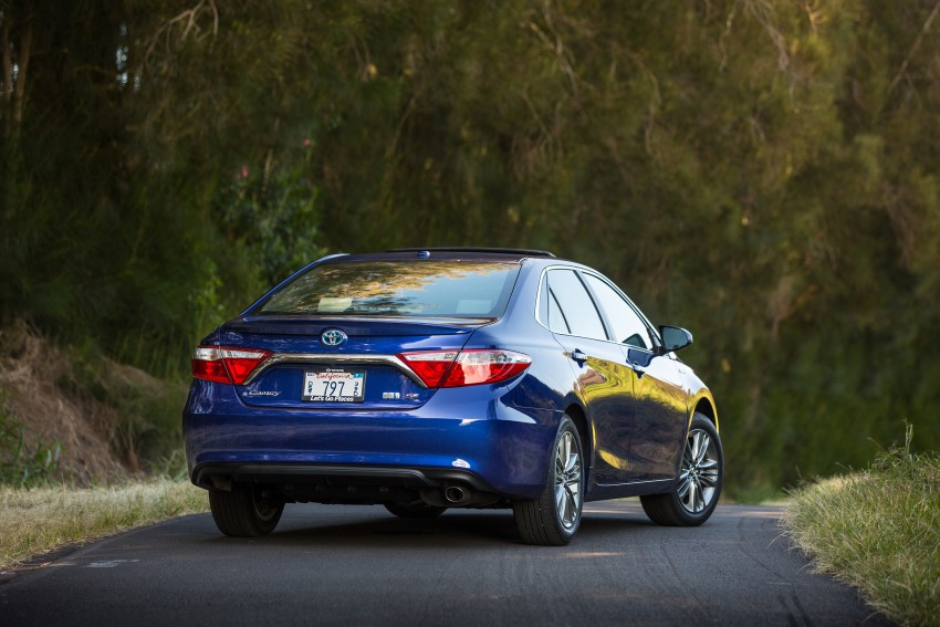 2015 Toyota Camry – major facelift unveiled in NYC Image #333921