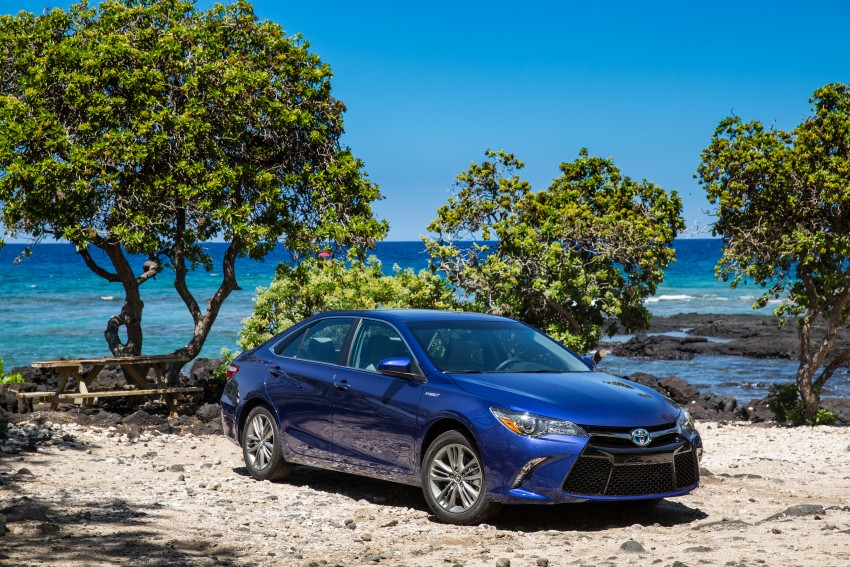 2015 Toyota Camry – major facelift unveiled in NYC Image #333920