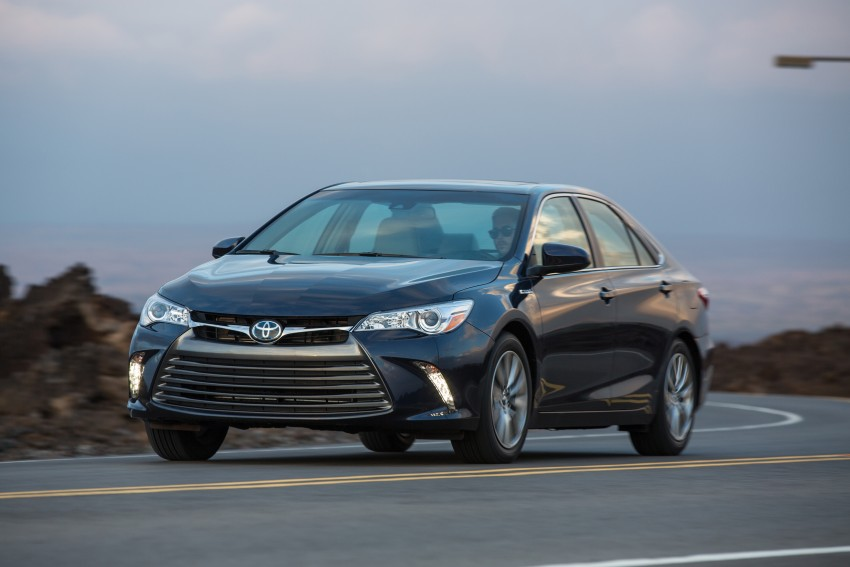 2015 Toyota Camry – major facelift unveiled in NYC Image #333918