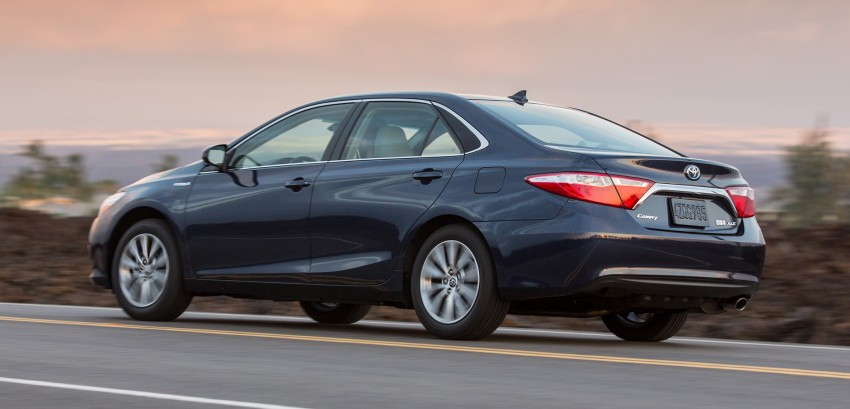 2015 Toyota Camry – major facelift unveiled in NYC Image #333922
