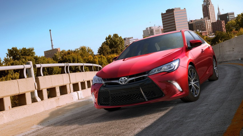 2015 Toyota Camry – major facelift unveiled in NYC Image #241749