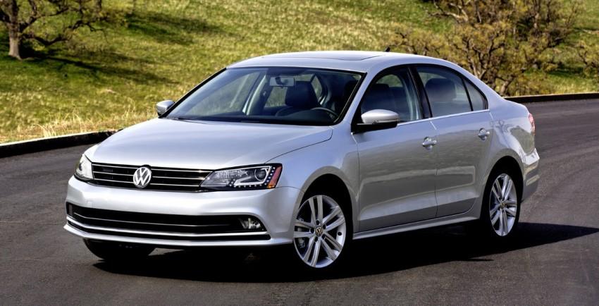 2015 Volkswagen Jetta facelift makes American debut Image #240858