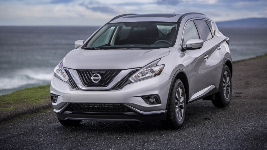 Third-generation Nissan Murano – first official photos Image #330815