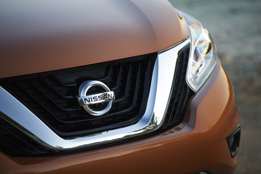 Third-generation Nissan Murano – first official photos Image #330776