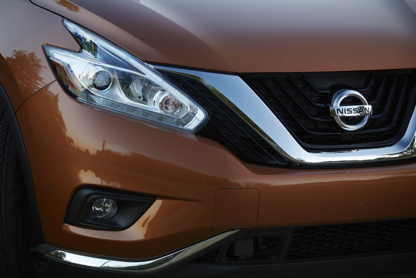 Third-generation Nissan Murano – first official photos Image #330781