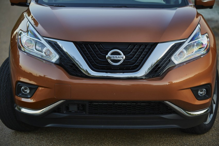 Third-generation Nissan Murano – first official photos Image #330775
