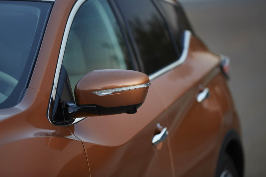 Third-generation Nissan Murano – first official photos Image #330782