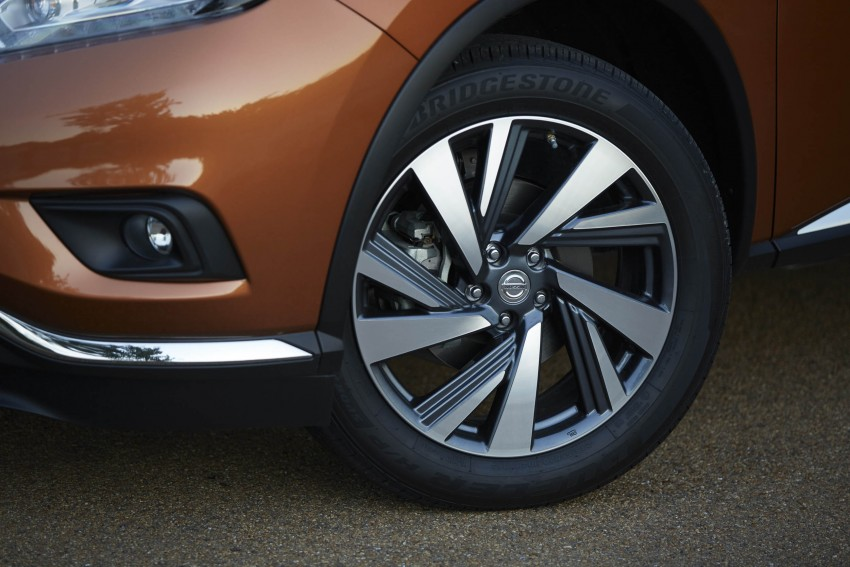 Third-generation Nissan Murano – first official photos Image #330758