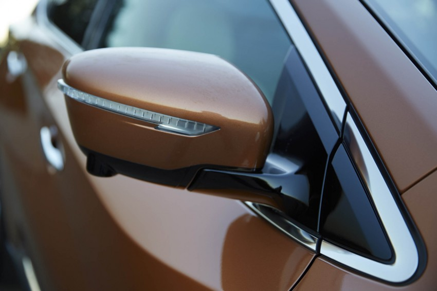 Third-generation Nissan Murano – first official photos Image #330785