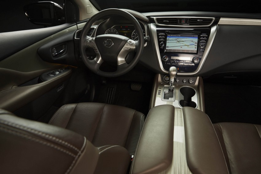 Third-generation Nissan Murano – first official photos Image #330792