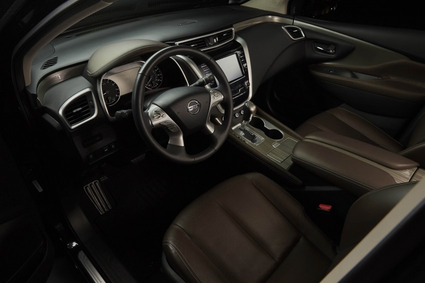 Third-generation Nissan Murano – first official photos Image #330773