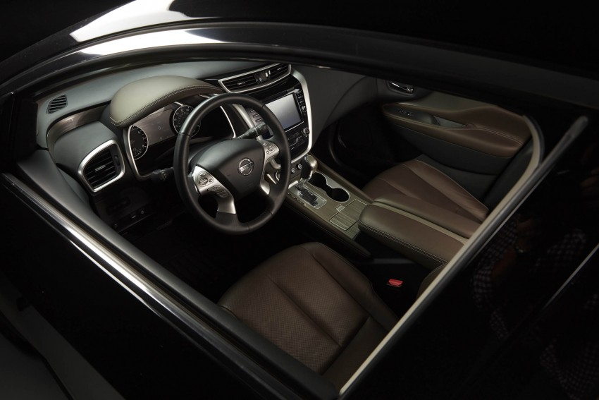 Third-generation Nissan Murano – first official photos Image #330760