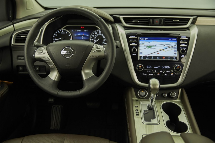 Third-generation Nissan Murano – first official photos Image #330774