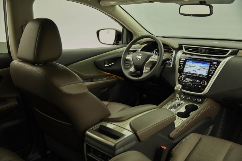 Third-generation Nissan Murano – first official photos Image #330771
