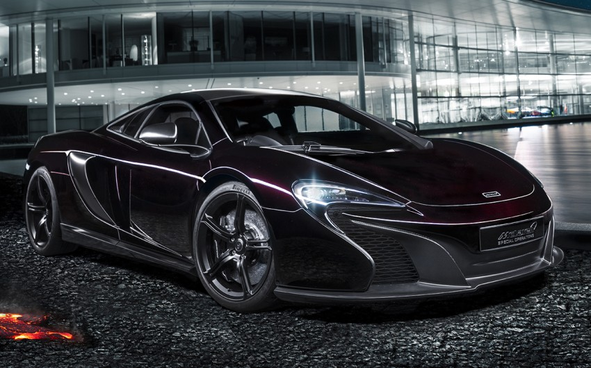 McLaren MSO 650S Coupe Concept shown in China Image #245056