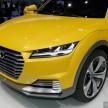 Audi TT Offroad Concept 14
