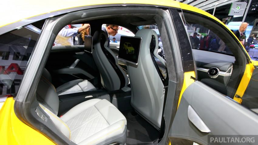Beijing 2014: Audi TT Offroad Concept is a tallboy TT Image #243111