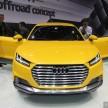 Audi TT Offroad Concept 17