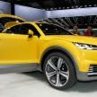 Audi TT Offroad Concept 8