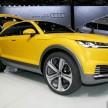 Audi TT Offroad Concept 9