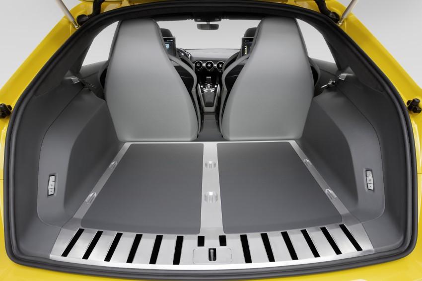 Audi TT Offroad Concept previews future Q4 'TT SUV' Image #242650