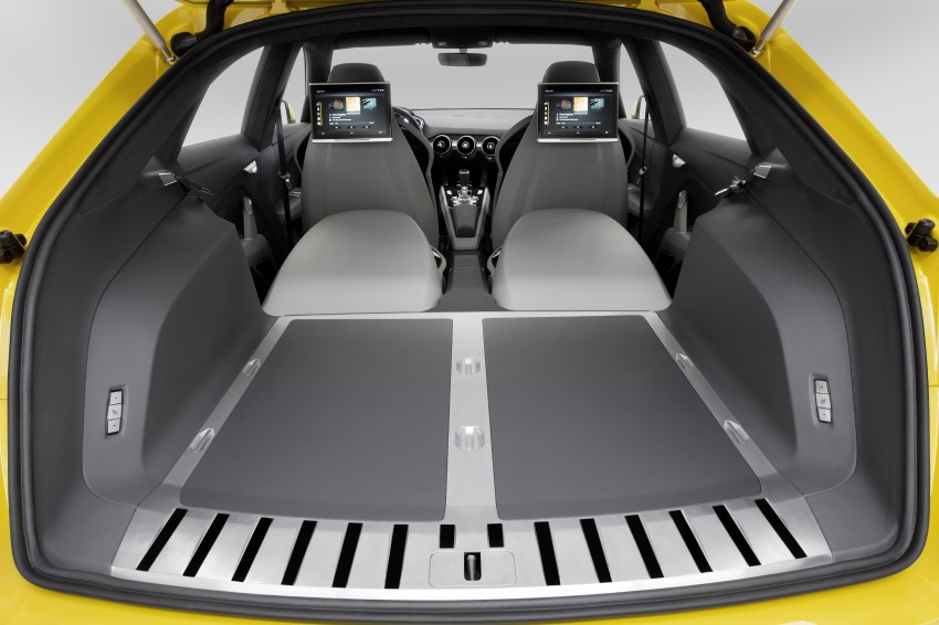 Audi TT Offroad Concept previews future Q4 'TT SUV' Image #242652