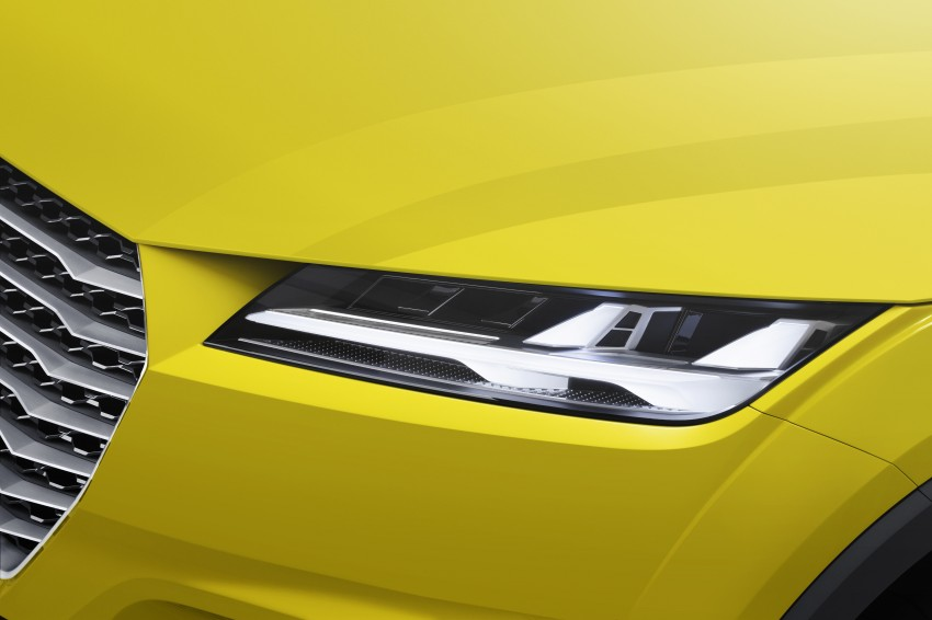 Audi TT Offroad Concept previews future Q4 'TT SUV' Image #242653