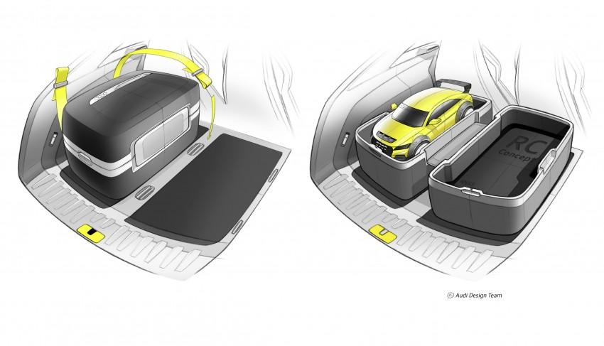 Audi TT Offroad Concept previews future Q4 'TT SUV' Image #242663